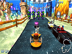Nick Racers Revolution